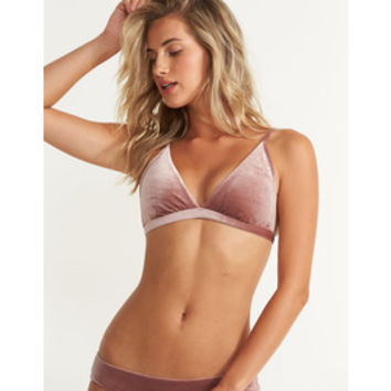 FOOL4U HIGH POINT TRI BIKINI TOP