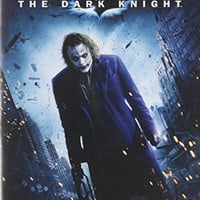 The Dark Knight (Two-Disc Special Edition) (2008) Rare Joker Cover