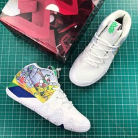 Nike Kyrie 4 Bhm Ep Sport Basketball Shoes - Best Online Sale