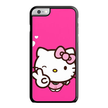Hello Kitty Girl iPhone 6 Plus Case