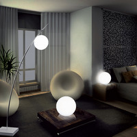 Floor lamp SMOON DROP Smoon Collection by Beau & Bien