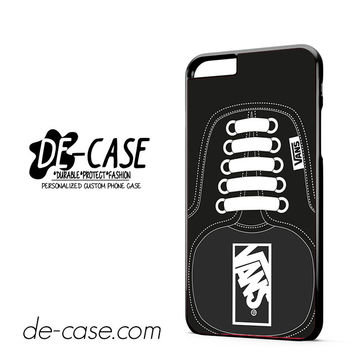 Black Vans Shoe DEAL-1883 Apple Phonecase Cover For Iphone 6 / 6S Plus