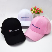 CHAMPION EmbRoidered Baseball Cap Hat