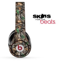 Real Green Camouflage V8 Skin for the Beats by Dre Solo, Studio, Wireless, Pro or Mixr