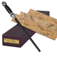 Universal Studios Interactive Narcissa Malfoy Wand From Harry Potter New w Box