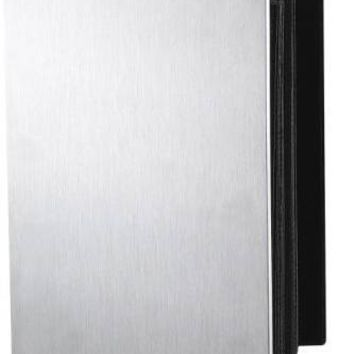 Free Engraving Personalized Silver Photo Picture Album