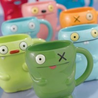 Grasslands Road Uglydoll Ice-Bat Mug, 11-Ounce, Blue