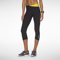 The LIVESTRONG Twisty Crop Women's Running Capris.