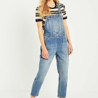 Cheap Monday Ally Blue Chore Dungarees | Urban Outfitters