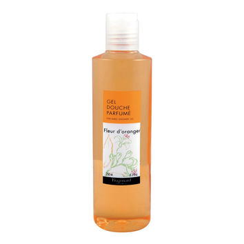 Fragonard, FLEUR D'ORANGER, Perfumed Shower Gel, 250 ml (8.45 fl.oz)