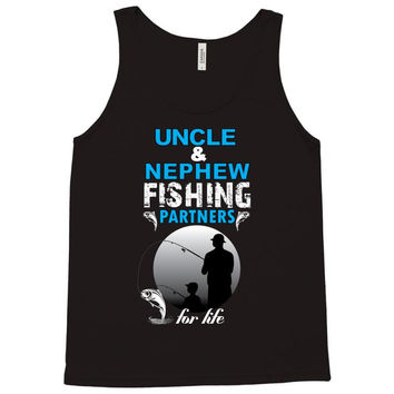 Uncle & Nephew Fishing Partners For Life Tank Top
