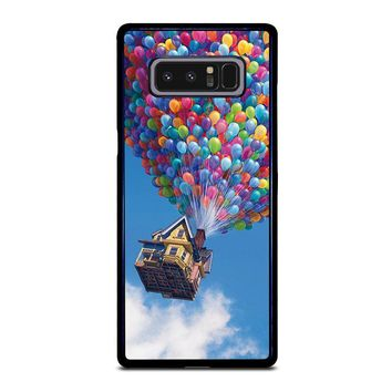 UP BALOON HOUSE Samsung Galaxy Note 8 Case Cover