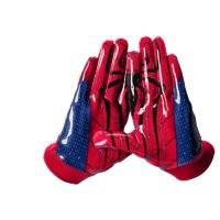 Under Armour Boys' UA Alter Ego F4 Spiderman Football Gloves