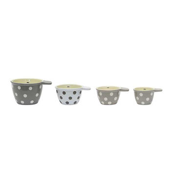 Polka, Polka Measuring Cups - Set of 4