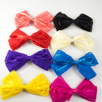 Lace & Ribbon Bows