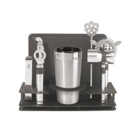 10-Pc. Deluxe Happy Hour Cocktail Set