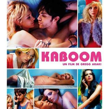Kaboom (French) 27x40 Movie Poster (2010)