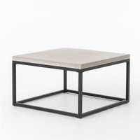 "Maximus 30"" Square Coffee Table"