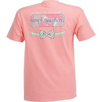 Simply Southern Women's Floral Logo T-shirt | Academy