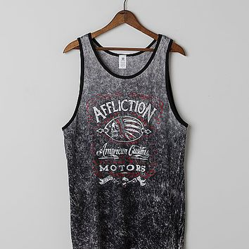 Affliction Prohibition Reversible Tank Top