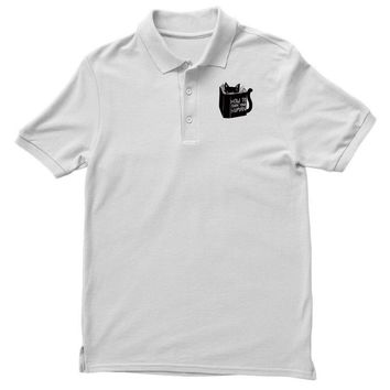 how to train your human Polo Shirt