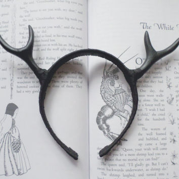 My Darling Deer antler headband