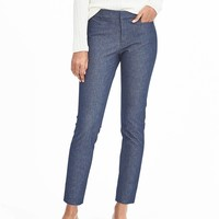 Sloan-Fit Texture Pant | Banana Republic