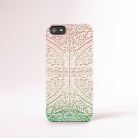 iPhone 6 Case Ombre iPhone 6 Plus Case Green iPhone Case Pastel Samsung Galaxy S6 Case Pink iPhone 5 Case Fashionable Tech Accessories