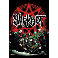 Slipknot - Poster Flag