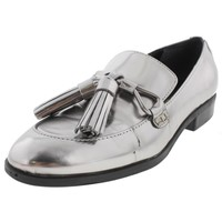 Marc Fisher Womens Envy2 Faux Leather Tassel Loafers