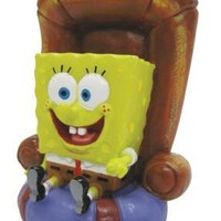 Spongebob In Chair Ornament