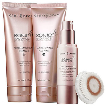Clarisonic Sonic Radiance™ Cleansing Device Customization Set