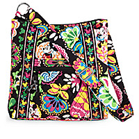 Midnight with Mickey Hipster Bag by Vera Bradley