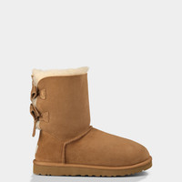 UGG® Bailey Bow Corduroy for Women | Free shipping at UGGAustralia.com
