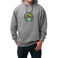 Breach Hoodie Gunmetal Heather