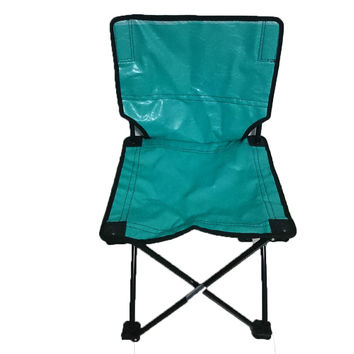 Portable Folding Fishing Drawing Sketch Outdoor Beach Camping Chair Stool Green