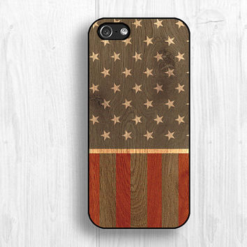 wooden printing  iPhone 5c Cases, star pattern iPhone 5 5s 5c Hard Plastic Rubber Case,cover skin case for iphone 4 4s case d077