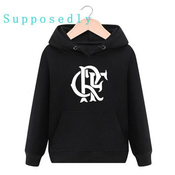 New Fashion Flamengo Rio DE janeiro Brasil fans Hoodies Women and Men Print High quality Casual Clothing