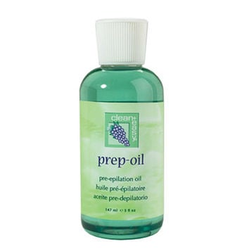 Clean & Easy Pre-Epilation Oil for Hard Wax 5 oz