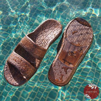 Brown Classic Jandals® - Pali Hawaii Sandals