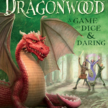 Gamewright Dragonwood Game of Dice and Daring