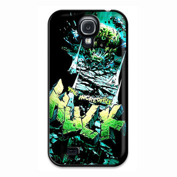 The Incredible Hulk The Avenger M Samsung Galaxy S4 Case