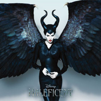 Maleficent - Wings Movie Poster 22x34 RP2337 Disney UPC017681023372