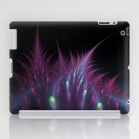 NeonSeries015 iPad Case by fracts - fractal art