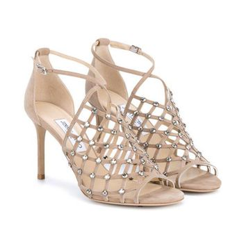 ONETOW Jimmy Choo 'Donnie' Sandals - Farfetch