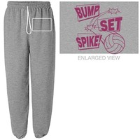 Volleyball time: Creations Clothing Art