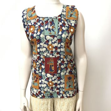 SHORT KURTI/ TUNIC TOP