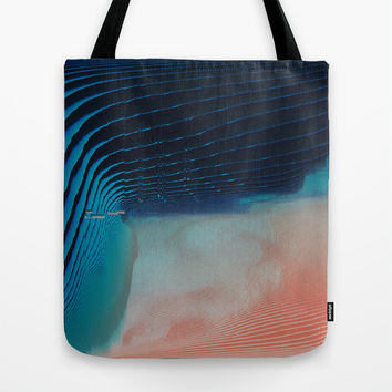Ripples Tote Bag by DuckyB (Brandi)