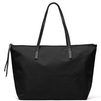Banana Republic Nylon Tote Size One Size - Black