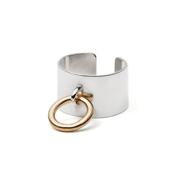 Wide Link Ring